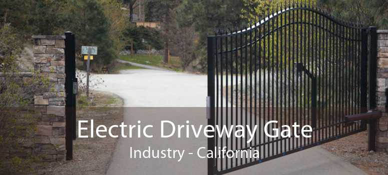 Electric Driveway Gate Industry - California