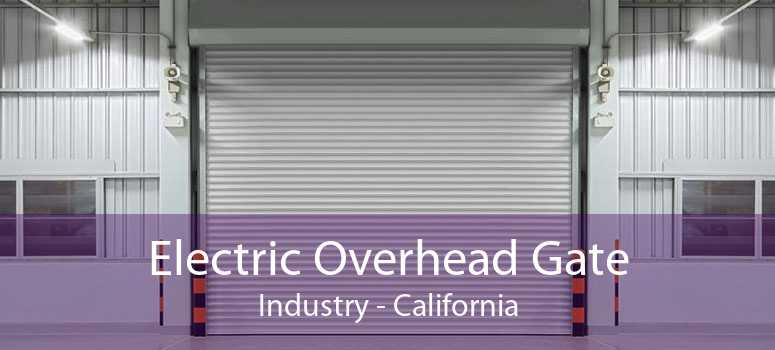 Electric Overhead Gate Industry - California