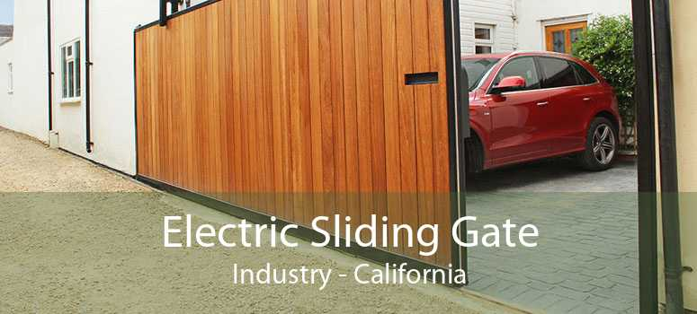 Electric Sliding Gate Industry - California