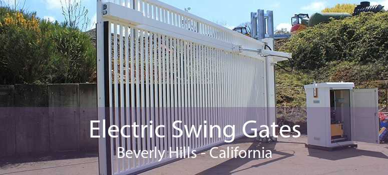 Electric Swing Gates Beverly Hills - California
