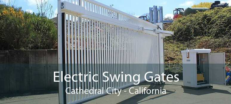 Electric Swing Gates Cathedral City - California