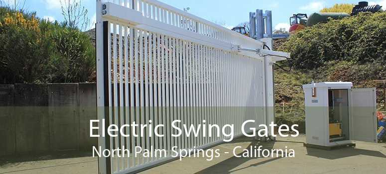 Electric Swing Gates North Palm Springs - California