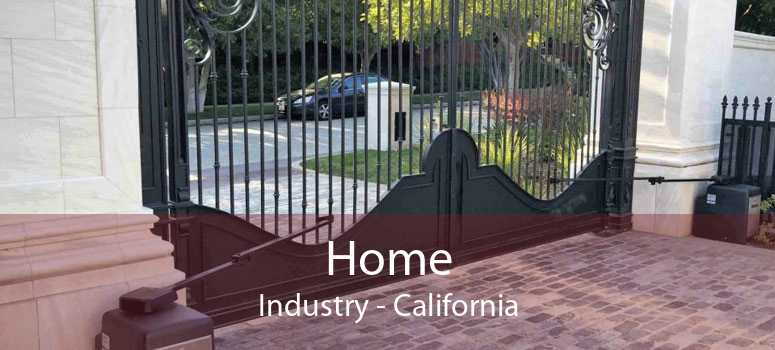 Home Industry - California
