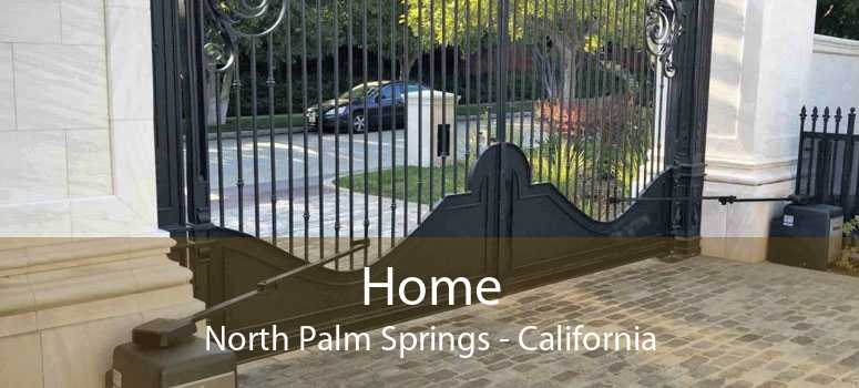 Home North Palm Springs - California
