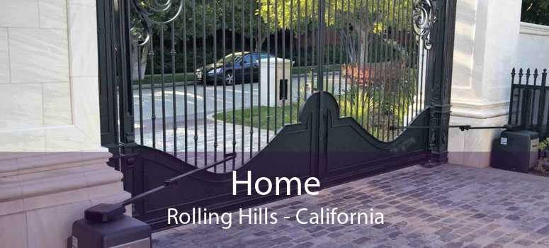 Home Rolling Hills - California